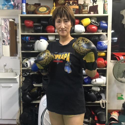 亀山由歌子という治政館のアマチュア選手