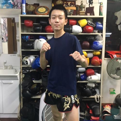 北埜耀太という治政館のアマチュア選手