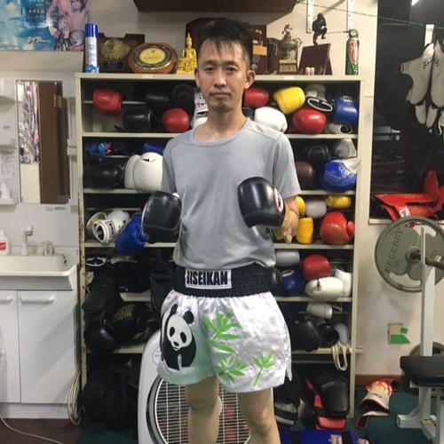 股野和行という治政館のアマチュア選手