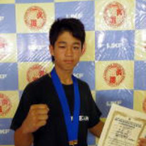 永富寛という治政館のアマチュア選手