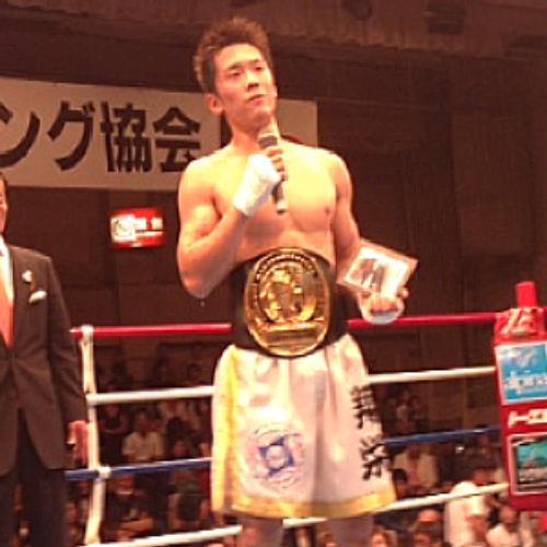 翔栄という治政館のプロ選手