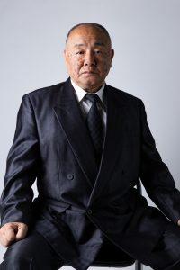 長江国政という治政館の館長