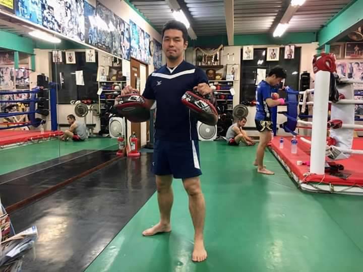 矢野 志朗 (拳士浪)という治政館のトレーナー