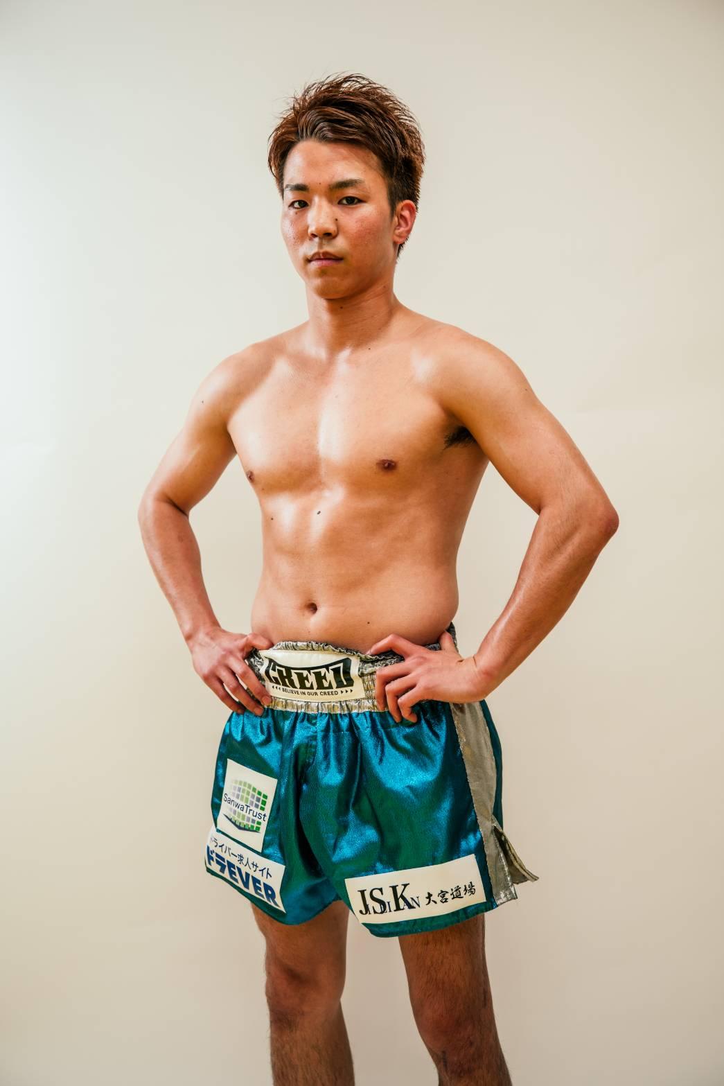 麗也という治政館のプロ選手
